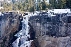 Free Ice On Vernal Falls Stock Photos - 5007303