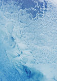 Ice pattern Royalty Free Stock Images