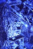 Ice pattern Stock Images