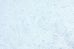 Ice pattern background Stock Images