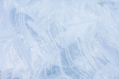 Ice pattern background Royalty Free Stock Image