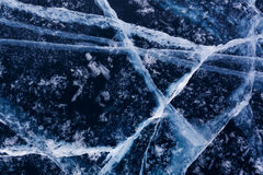 Ice pattern Royalty Free Stock Image