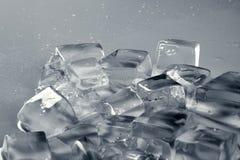 Ice pile Royalty Free Stock Photos