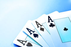 Ice Poker Royalty Free Stock Photo