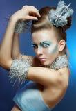 Ice-queen Stock Images