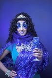 Ice queen. Stock Photography