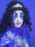 Ice queen. Stock Image