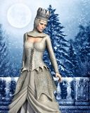 Ice queen Royalty Free Stock Photography
