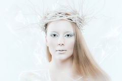Ice Queen Royalty Free Stock Images