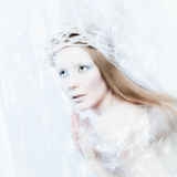 Ice Queen Stock Image