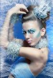 Ice-queen Stock Photo