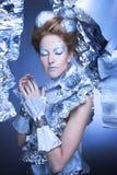 Ice-queen. Stock Photos