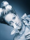 Ice-queen. Royalty Free Stock Photos