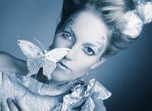 Ice-queen. Royalty Free Stock Photos