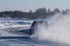 Ice race \ Stock Photo
