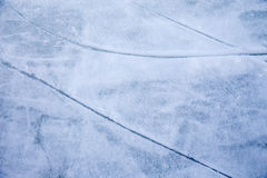 Ice rink background Stock Photos