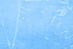 Ice rink background after a skating contest Royalty Free Stock Photos