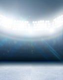 Ice Rink Stadium Stock Photos