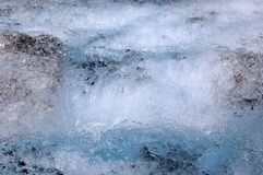 Ice River Stock Images