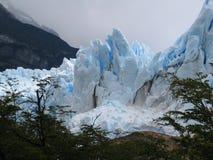 Ice Sculpture. Glacier Perito Moreno, Patagonia, Argentina Royalty Free Stock Image