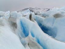 Ice Sculpture. Glacier Perito Moreno, Patagonia, Argentina Stock Photo
