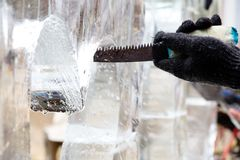 Ice Sculpture Carving