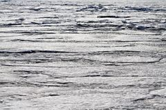 Ice in the sea. Royalty Free Stock Photo