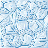 Ice seamless pattern Royalty Free Stock Image