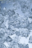 Ice shards Stock Photo