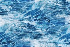 Ice shards background Royalty Free Stock Images