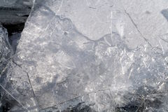 Ice Sheet Royalty Free Stock Images
