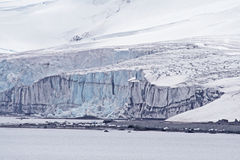 Ice sheet Antarctica Royalty Free Stock Photography