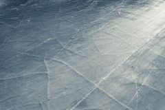 Ice skate abstract background Stock Image