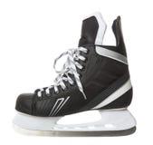 Ice skate. Isolated on white background stock image