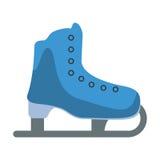 Ice skate sport leisure Stock Image