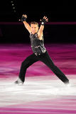 Ice skater Elvis Stojko Stock Photos