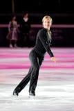 Ice skater Evgeni Plushenko Royalty Free Stock Photo