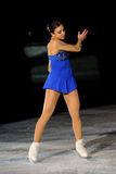 Ice skater Francesca Rio -Italian Championship Stock Images