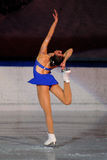 Ice skater Francesca Rio -Italian Championship Royalty Free Stock Images