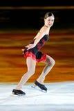 Ice skater Laura Lepisto Stock Photos