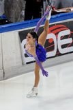 Ice Skater Marchei -Italian Championship Stock Photos
