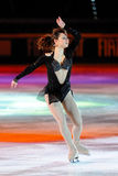 Ice skater Sasha Cohen Stock Photo