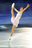 Ice skater Sasha Cohen Stock Photography