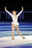 Ice skater Sasha Cohen Stock Photos