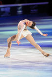 Ice skater Sasha Cohen Stock Image