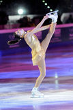 Ice skater Valentina Marchei Stock Photography