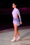 Ice skater Valentina Marchei -Italian Championship Stock Photos