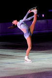 Ice skater Valentina Marchei -Italian Championship Royalty Free Stock Photography
