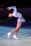 Ice skater Valentina Marchei -Italian Championship Royalty Free Stock Photos