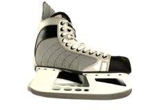 Ice skates. Pair of men's winter ice hockey skates Royalty Free Stock Images